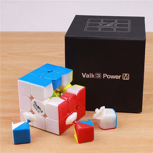 The Valk 3 Power M magnétique Cube 3x3 QiYi