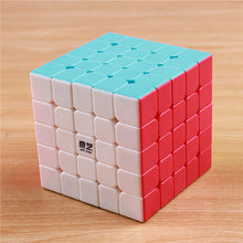 rubik's cube professor 5x5 stickerless qiyi