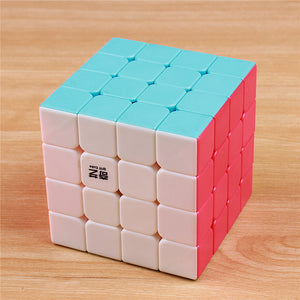 Rubik's Cube 4x4 stickerless QiYi