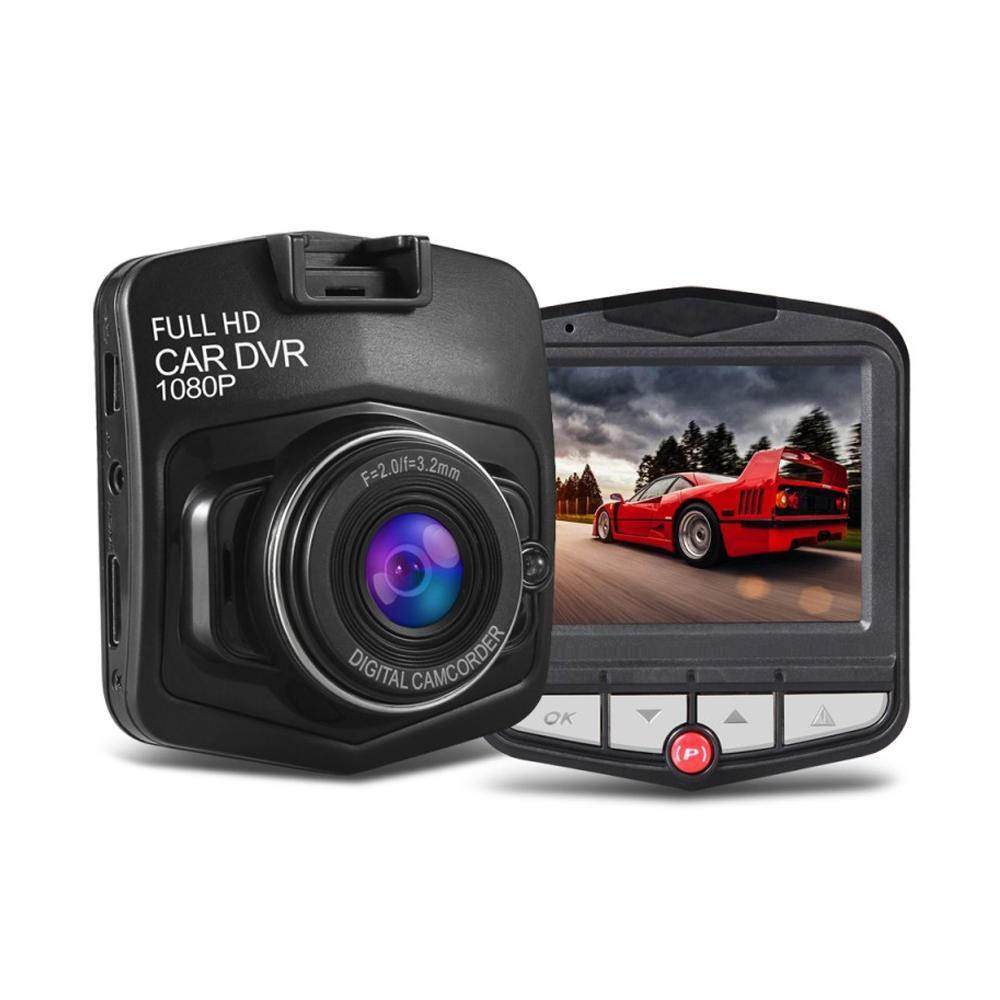 Full HD Dash Cam with Night Vision + 32GB Micro SD Card