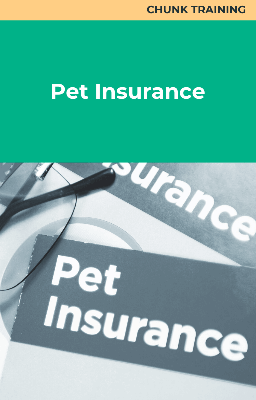 Chunk Training Pet Insurance