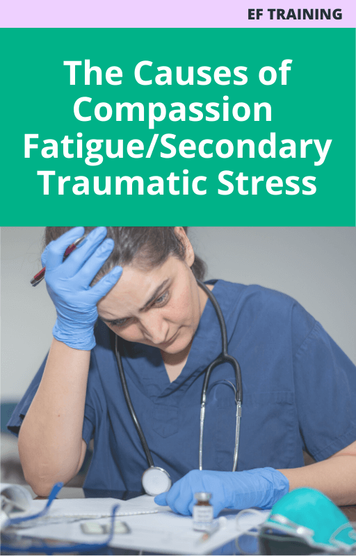 The Causes of Compassion Fatigue/Secondary Traumatic Stress Awareness