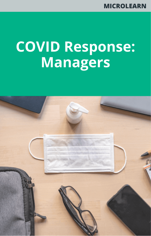 COVID Response: Managers