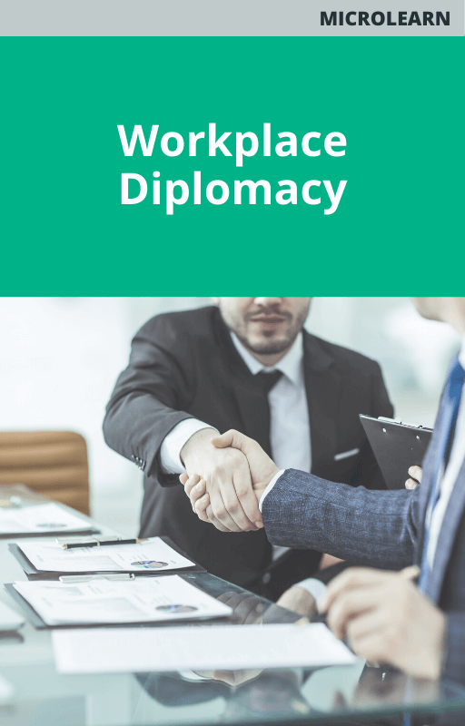Workplace Diplomacy