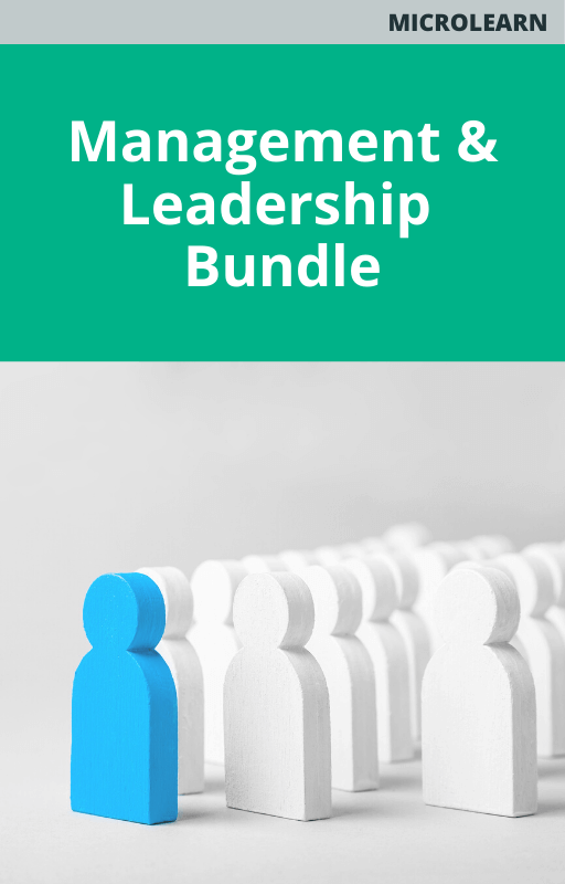Microlearn Management and Leadership Course Bundle