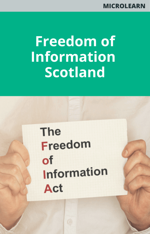 Freedom of Information Scotland