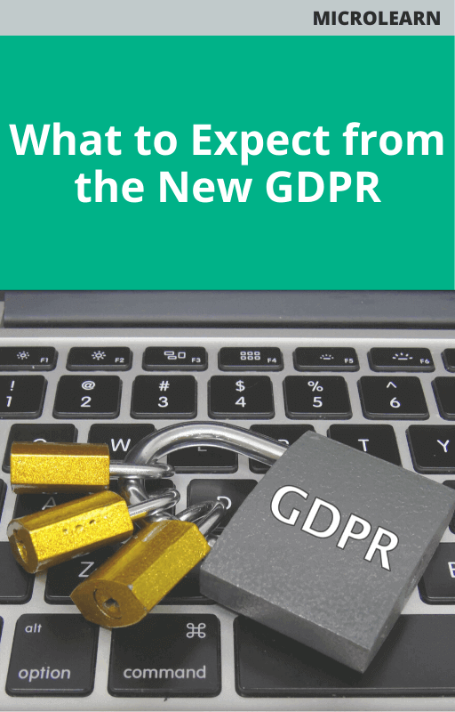 What to Expect from the New GDPR
