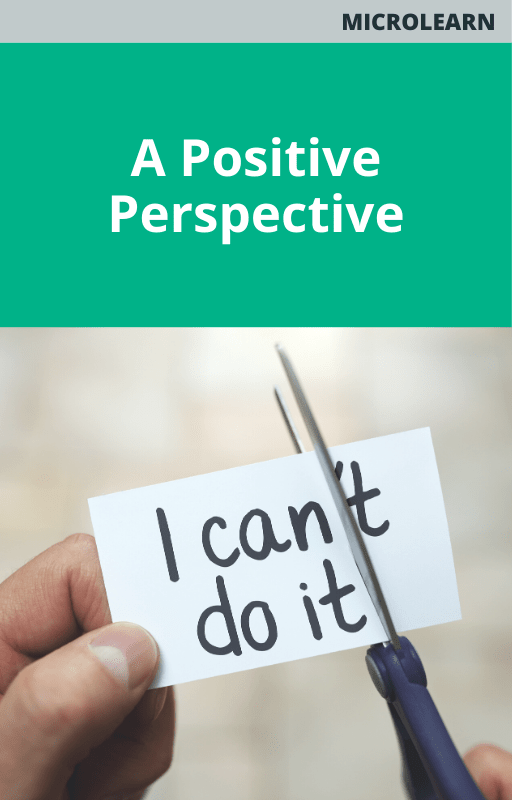A Positive Perspective