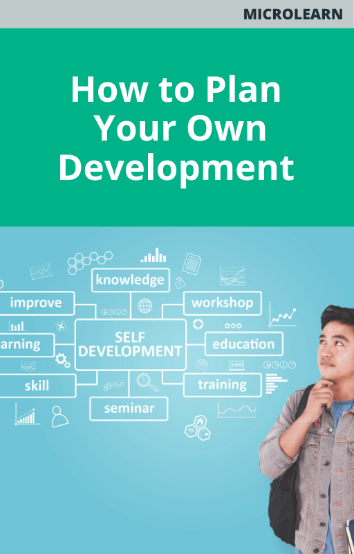 How to Plan Your Own Development