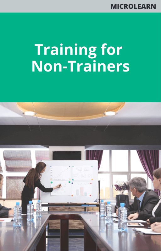 Training for Non-Trainers