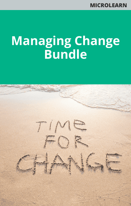 Managing Change Bundle