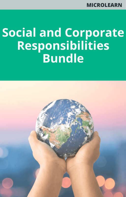 Social and Corporate Responsibilities Bundle