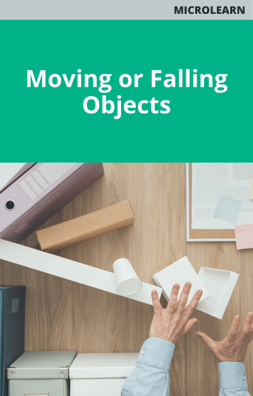Moving or Falling Objects Module