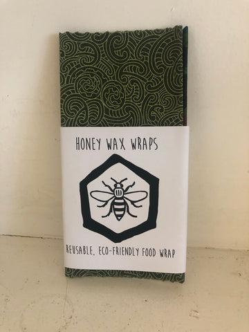Honey Wax Wraps - Snack Set