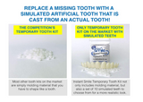 Instant Smile Temporary Tooth Kit - Be Confident with your Smile