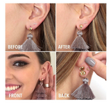 Feel More Beautiful & Secure With Instant Earring Lift (Set of 8 Pcs)