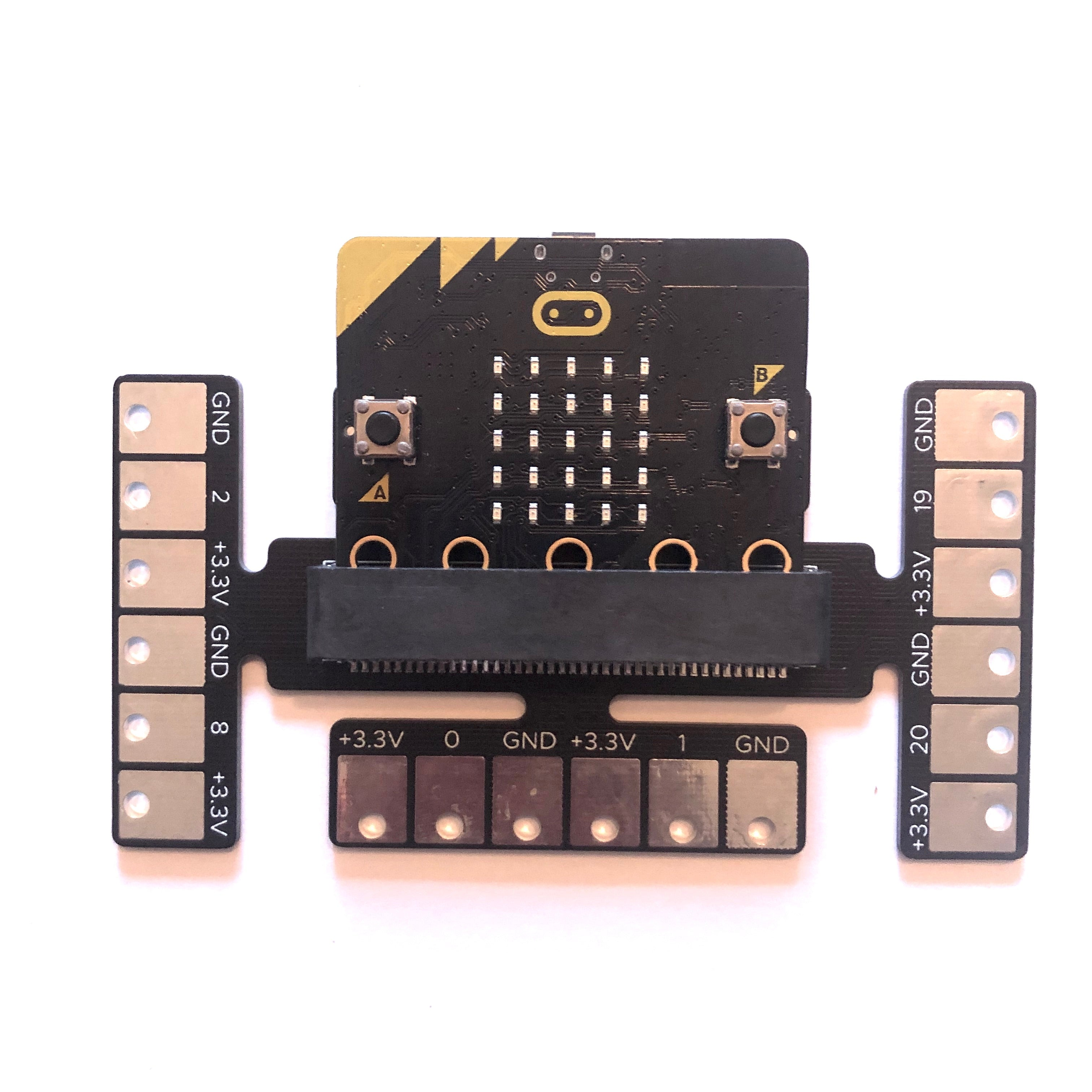 Launchpad for Micro:bit and CLUE by Adafruit