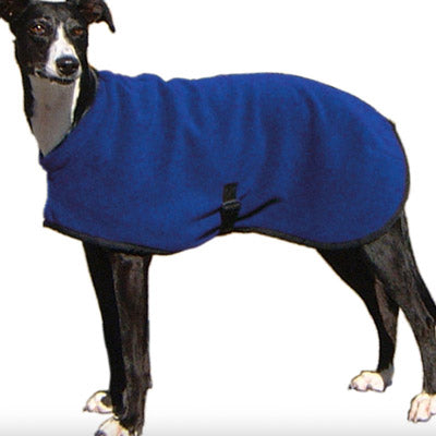 HOTTERdog Fleece Water Repellent Dog Coat 12 Inch