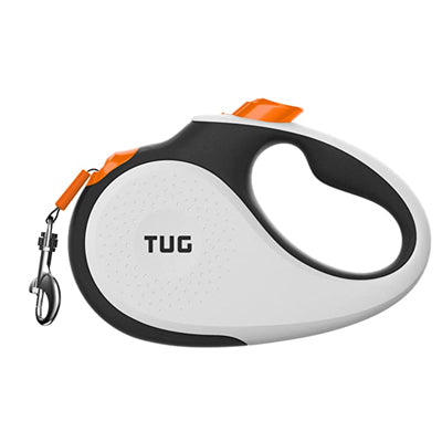 TUG 360° Tangle-Free Heavy Duty Retractable Small Dog Leash 5 Metre Tape