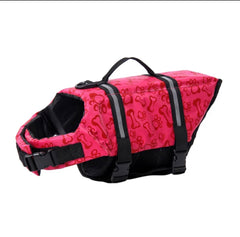 Pet Life Jacket Buoyancy Aid for Chihuahuas or Small Dogs Pink