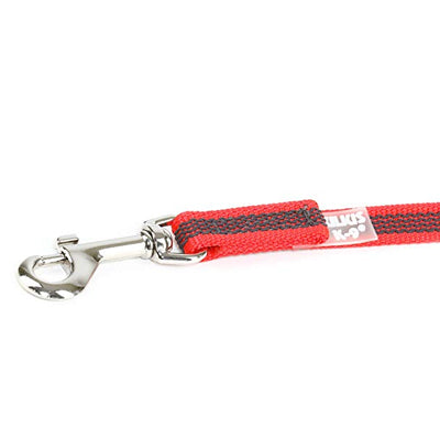 Julius K9 14mm Lead Red Length 1 Metre Chihuahua Clothes and Accessories at My Chi and Me