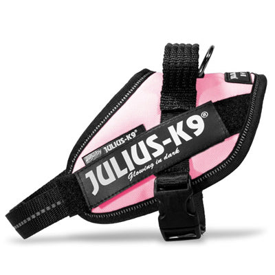 Julius K9 IDC Powerharness for Puppies and Chihuahuas Pink Chihuahua Clothes and Accessories at My Chi and Me
