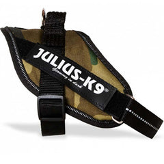 Julius K9 IDC Powerharness for Puppies and Chihuahuas Camouflage