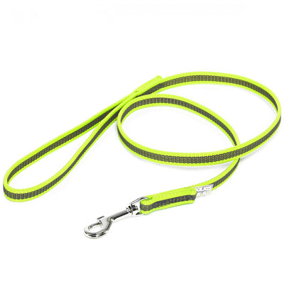 Julius K9 14mm Lead Neon Length 1 Metre Chihuahua Clothes and Accessories at My Chi and Me