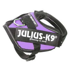 Julius K9 IDC Powerharness for Puppies and Chihuahuas Purple - My Chi and Me
