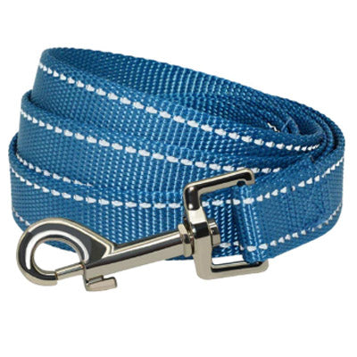 Reflective Webbing Small Dog Lead 1.5 Metres 10 COLOURS Chihuahua Clothes and Accessories at My Chi and Me