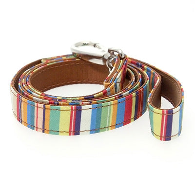 Henley Striped Lead by Urban Pup