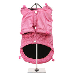 Urban Pup Chihuahua Puppy Chihuahua or Small Dog Coat Pink Rainstorm Jacket