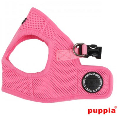 Puppia Soft Mesh Vest Style Chihuahua Small Dog Jacket Harness B Pink 3 SIZES Chihuahua Clothes and Accessories at My Chi and Me