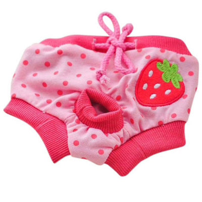 Chihuahua Season Pants Sanitary Menstruation Knickers 3 COLOURS