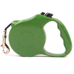 Sturdy Grip Retractable Extending Chihuahua or Small Dog Lead - 5 COLOURS