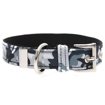 Urban Camouflage Collar by Urban Pup Arctic Colours