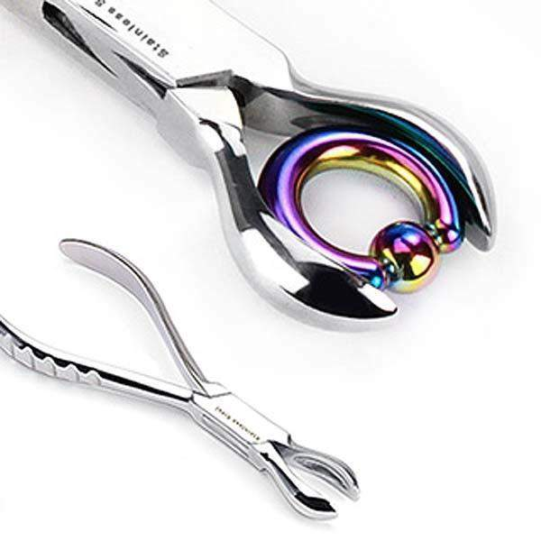 Large Ring Closing Plier-My Body Piercing Jewellery