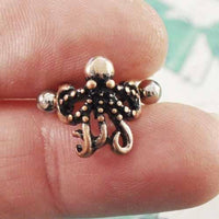 Octopus Cartilage Cuff 16G-My Body Piercing Jewellery
