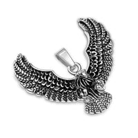 Eagle Stainless Steel Pendant