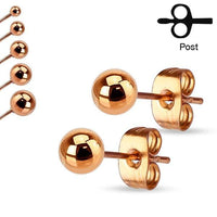 Ball Earrings Pair