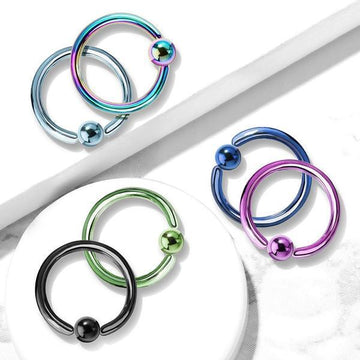 IP Captive Ring 18G-2G