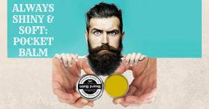 pocket Beard Balm