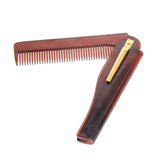 Foldable Beard Comb, Combs / Brushes / Trimmers, THEFINEBEARD, THEFINEBEARD
