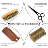 Super beard set (4 must-have products), Combs / Brushes / Trimmers, THEFINEBEARD, THEFINEBEARD