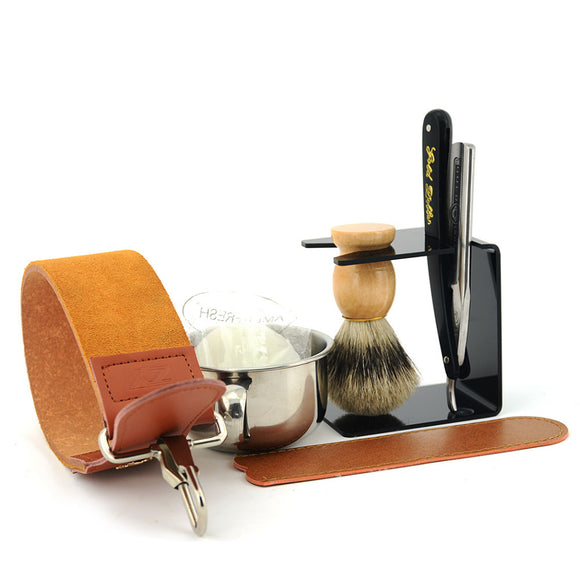 Pro Shaving Pack - High End Set, Combs / Brushes / Trimmers, THEFINEBEARD, THEFINEBEARD