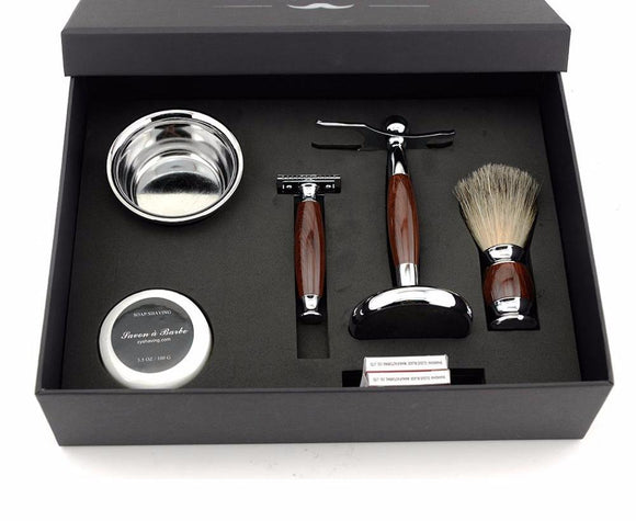 Shaving set luxury