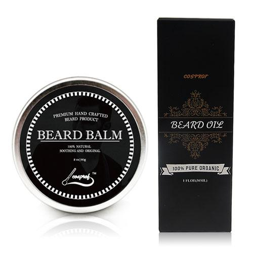 Beard & Moustache - Balm and Oil - 100% organic  10.00% Off Auto renew, , THEFINEBEARD, THEFINEBEARD