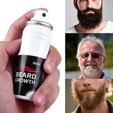 Beard  Spray  growth