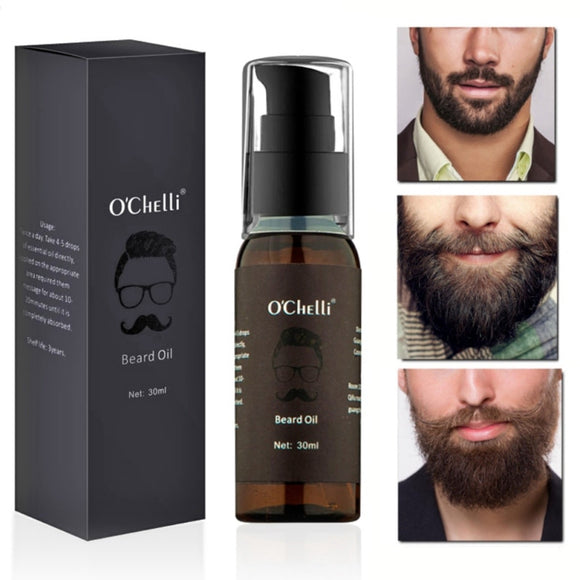 Beard Oil | Moisturizing & Styling Oil
