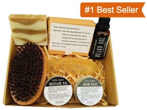 beard set - beard gift kit